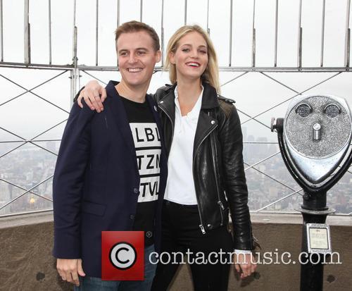 Hugh Evans and Erin Heatherton 2