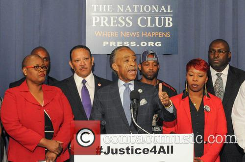 Al Sharpton, Marc Morial, Leslie Mcspadden and Melanie Campbell 3