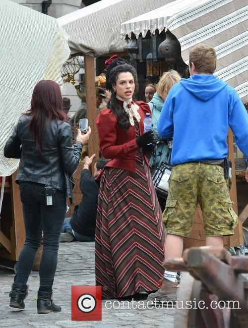 Unidentified Actor On Penny Dreadful and Carney 3