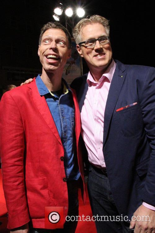Martin Maddin Schneider and Norbert Heisterkamp 7