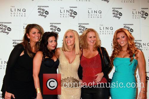 Lynne Koplitz, Tammy Pescatelli, Jenny Mccarthy, Paula Bel and April Macie 2