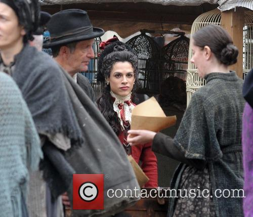 Penny Dreadful filming in Dublin Castle