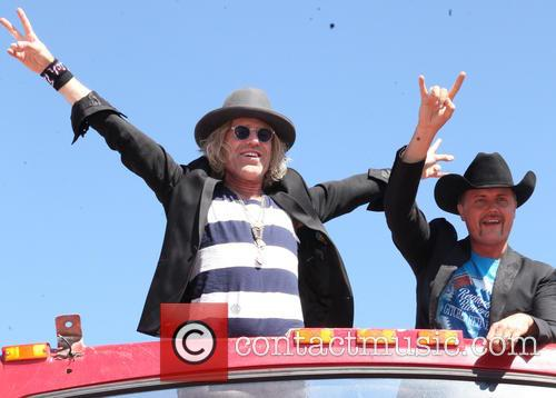 Country music stars Big & Rich honoured with...