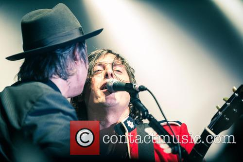 Carl Barât, Pete Doherty and The Libertines 2