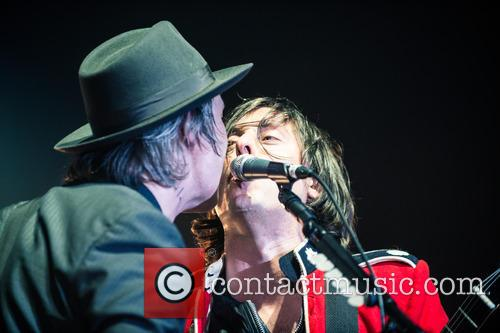 Pete Doherty, Carl Barât and The Libertines 8
