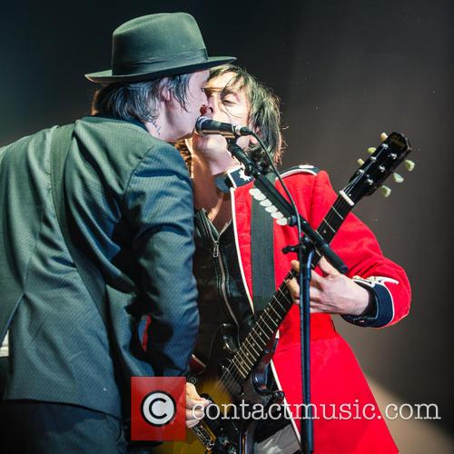 Pete Doherty, Carl Barât and The Libertines 9