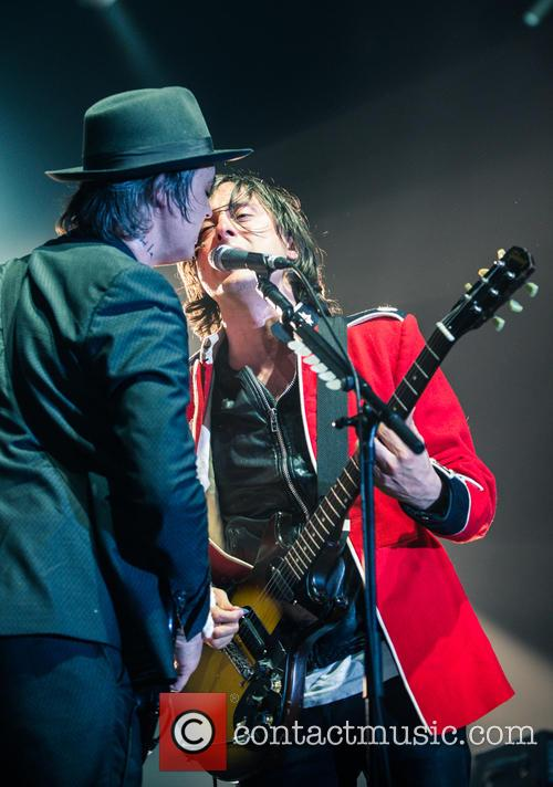 Pete Doherty, Carl Barât and The Libertines 10