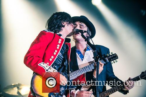 Pete Doherty, Carl Barât and The Libertines 11