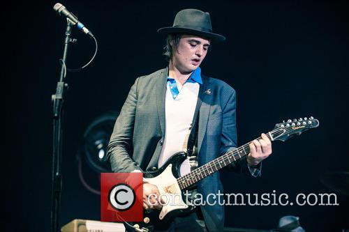 The Libertines perform to a sold out crowd...
