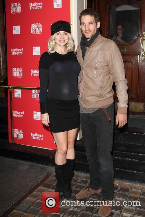 Kimberly Wyatt and Max Rogers 3