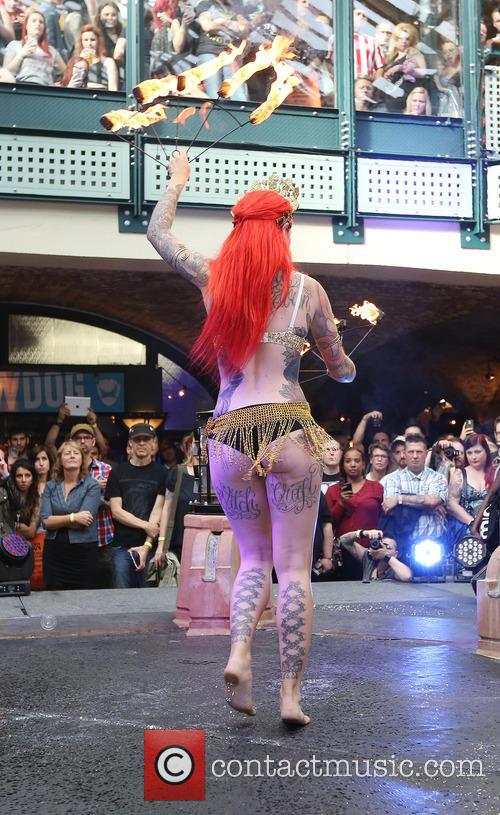 Tattoo and Cervena Fox 10