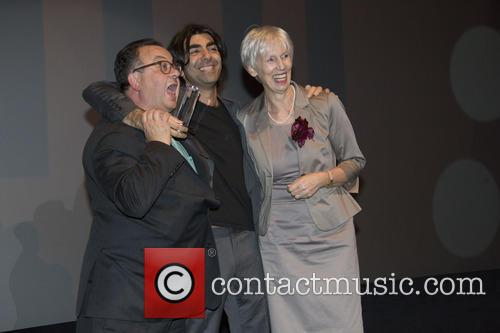 Albert Wiederspiel, Fatih Akin and Barbara Kisseler 2