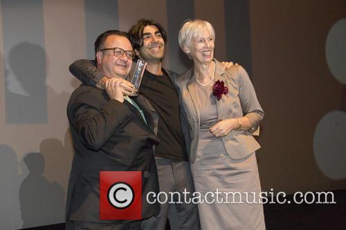 Albert Wiederspiel, Fatih Akin and Barbara Kisseler 3