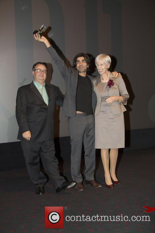 Albert Wiederspiel, Fatih Akin and Barbara Kisseler 1