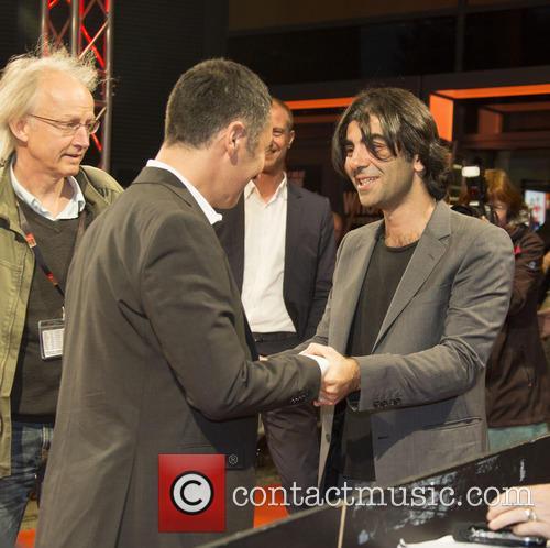Cem Oezdemir and Fatih Akin 2