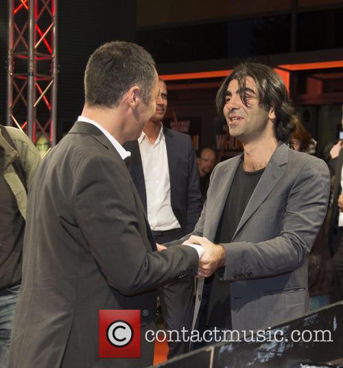 Cem Oezdemir and Fatih Akin 3