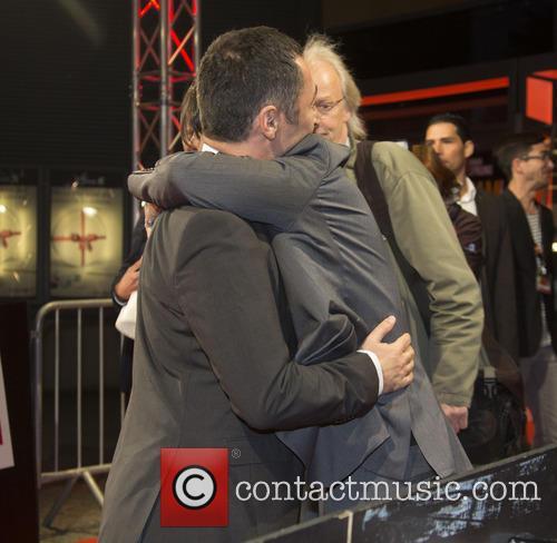 Cem Oezdemir and Fatih Akin 4