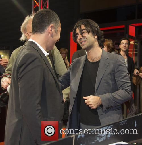 Cem Oezdemir and Fatih Akin 1