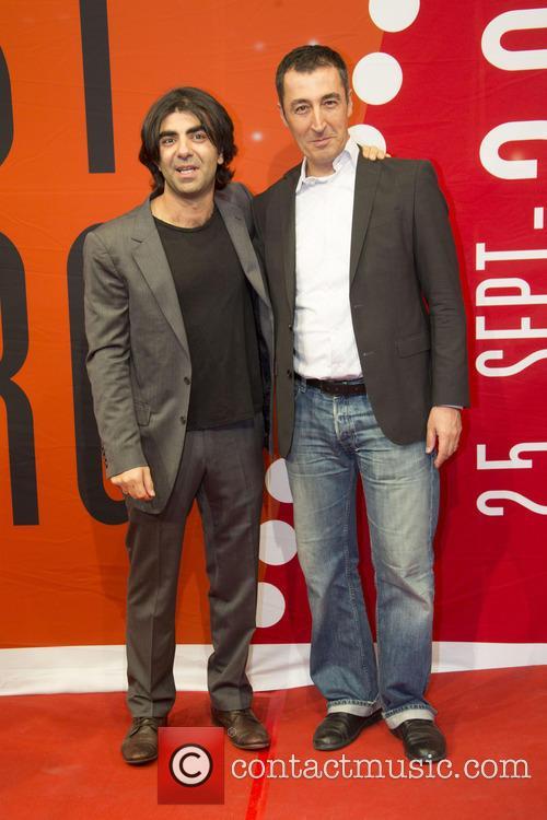 Fatih Akin and Cem Oezdemir 10