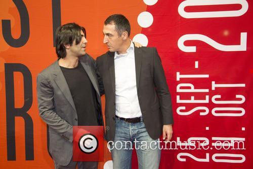 Fatih Akin and Cem Oezdemir 11