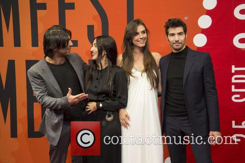 Fatih Akin, Zarah Hindi, Lara Heller and Tahar Rahim