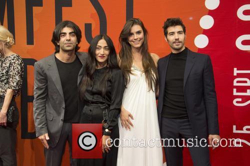 Fatih Akin, Zarah Hindi, Lara Heller and Tahar Rahim 7