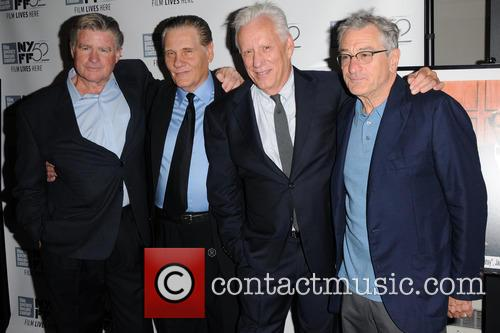 Treat Williams, William Forsythe, James Woods and Robert De Niro 6