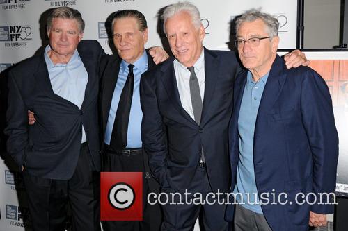 Treat Williams, William Forsythe, James Woods and Robert De Niro 1