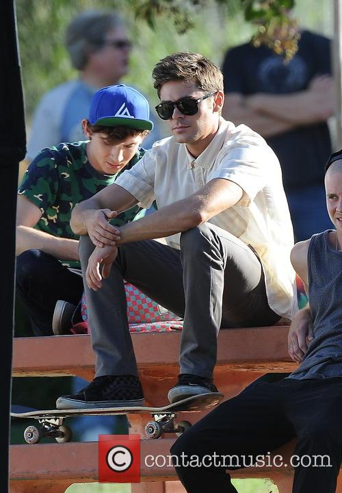 Zac Efron and Alex Shaffer 7