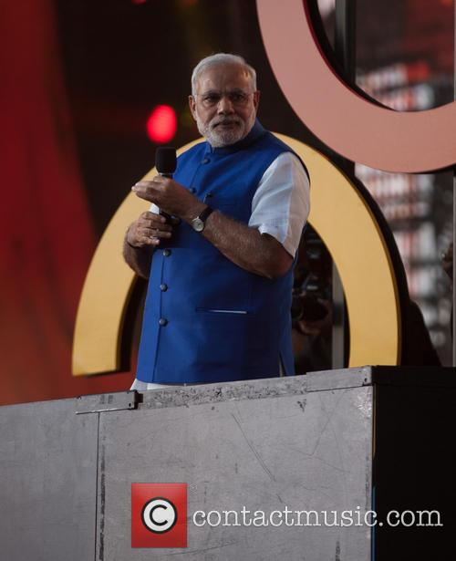 Prime minister of india narendra modi 3rd annual global - Prime minister of india office address ...