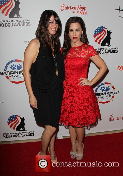 Tara Mercurio and Lacey Chabert 2