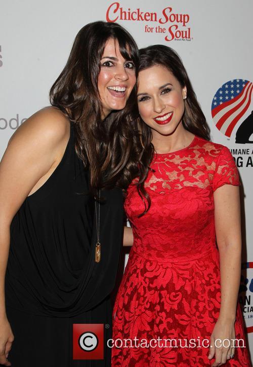 Tara Mercurio and Lacey Chabert 4