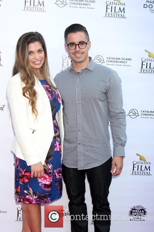 Danielle Fishel and Tim Belusko