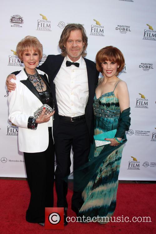 Karen Sharp Kramer, William H. Macy and Kat Kramer 2