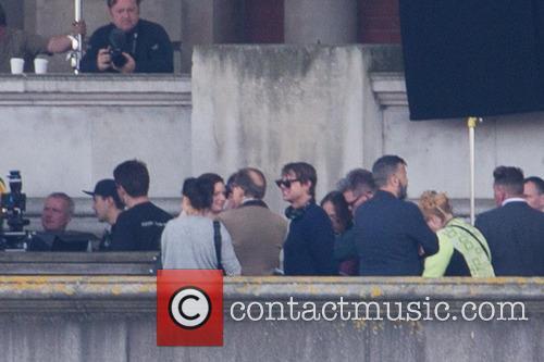 Tom Cruise and Rebecca Ferguson 2