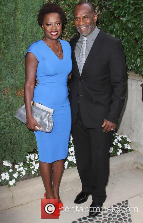 Viola Davis and Husband Julius Tennon 5