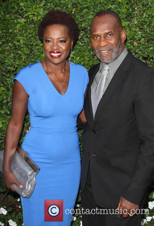 Viola Davis and Husband Julius Tennon 8