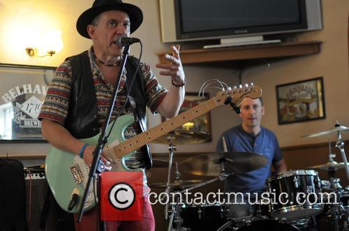 The Robin Bibi Band 3