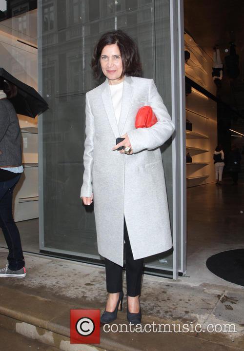 Farshid Moussavi leaving Victoria Beckham's store