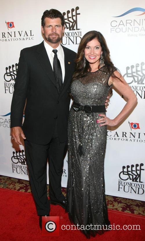 Scott Erickson and Lisa Guerrero