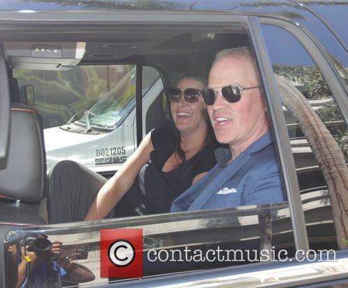 Neal Mcdonough and Ruvé Robertson