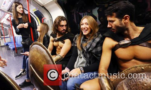 Spartan Army rides the tube for release of...