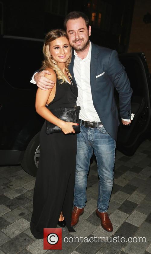 Dani Dyer and Danny Dyer 3