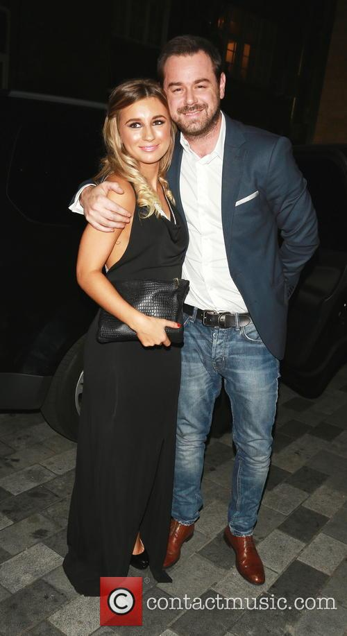 Dani Dyer and Danny Dyer 1