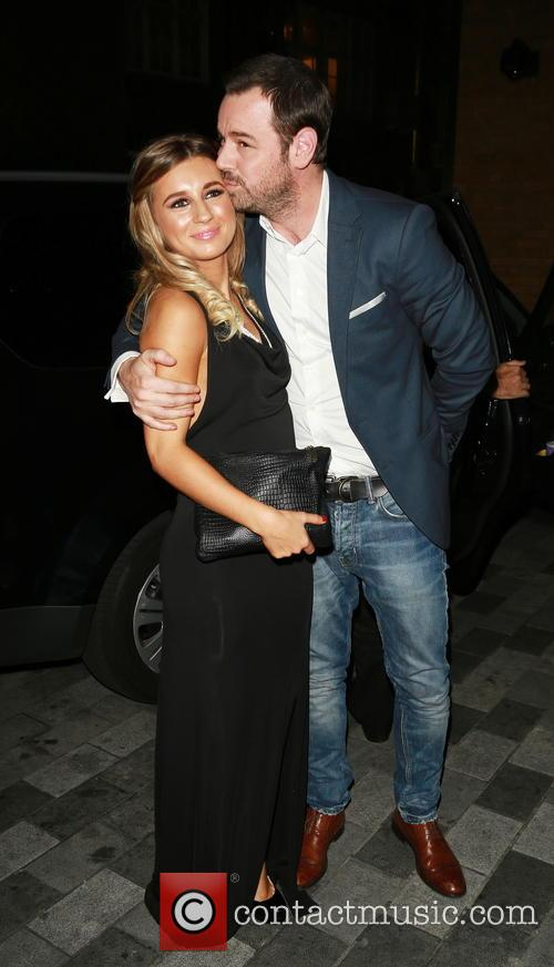 Dani Dyer and Danny Dyer 4