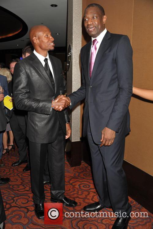 The 7th Annual FOCOS Gala honoring NBA legend...