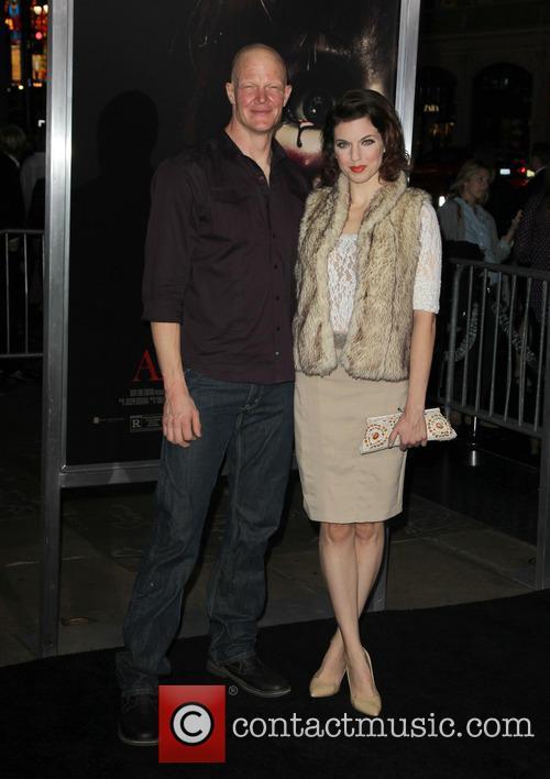 Derek Mears and Jenny Brezinski 2