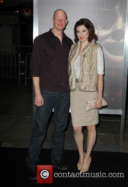 Derek Mears and Jenny Brezinski 5