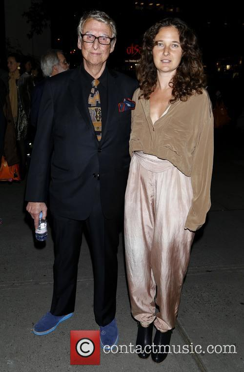 Mike Nichols and Jenny Nichols