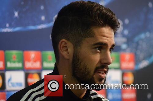 Real Madrid, Ludogorets Razgrad and Press 2